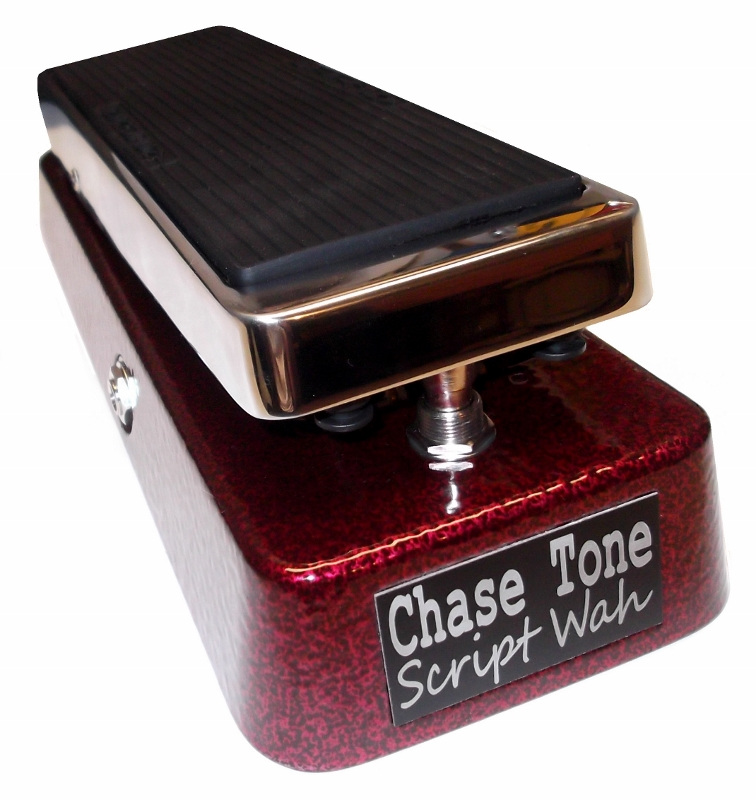 Chase Tone Custom Candy Apple Hammer Hot Rod Chrome Top