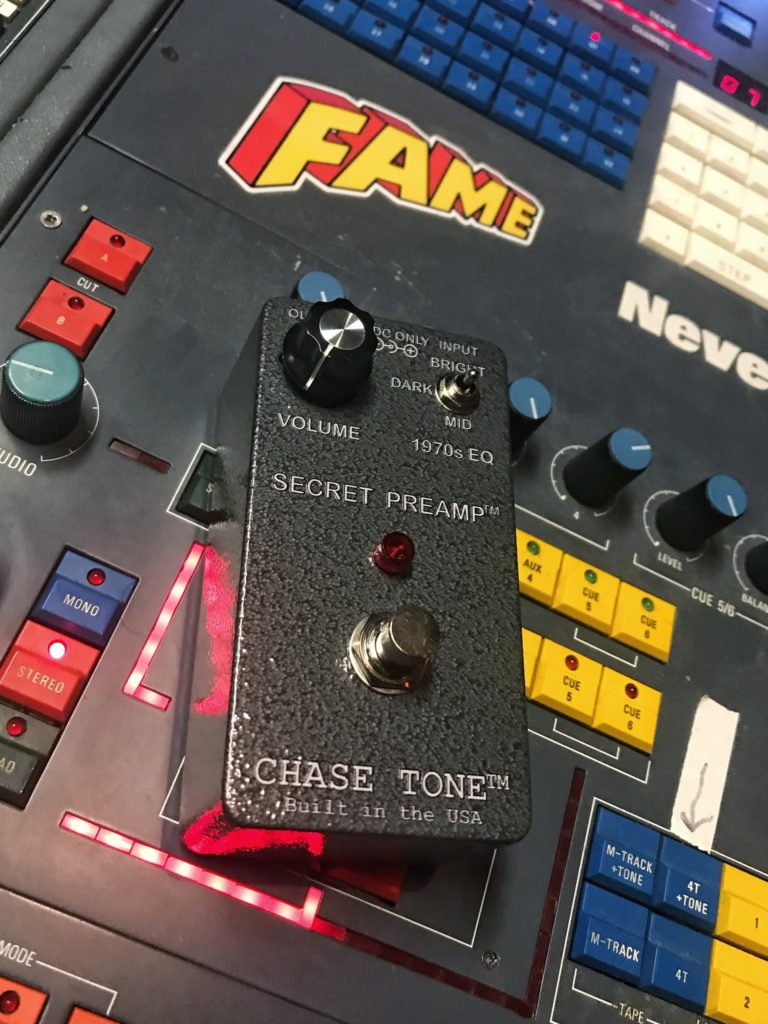 Secret Preamp Wah Circuit But With No Up And Down Variation Like The Pedal Allows Hey Bro Mick Hayes Here Id To Again Thank You For Rushed Order On Chase Tone Everything Is Sounding Great Thanks