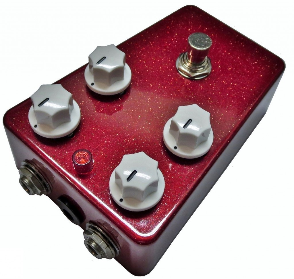 Chase Tone Red Stardust Germanium