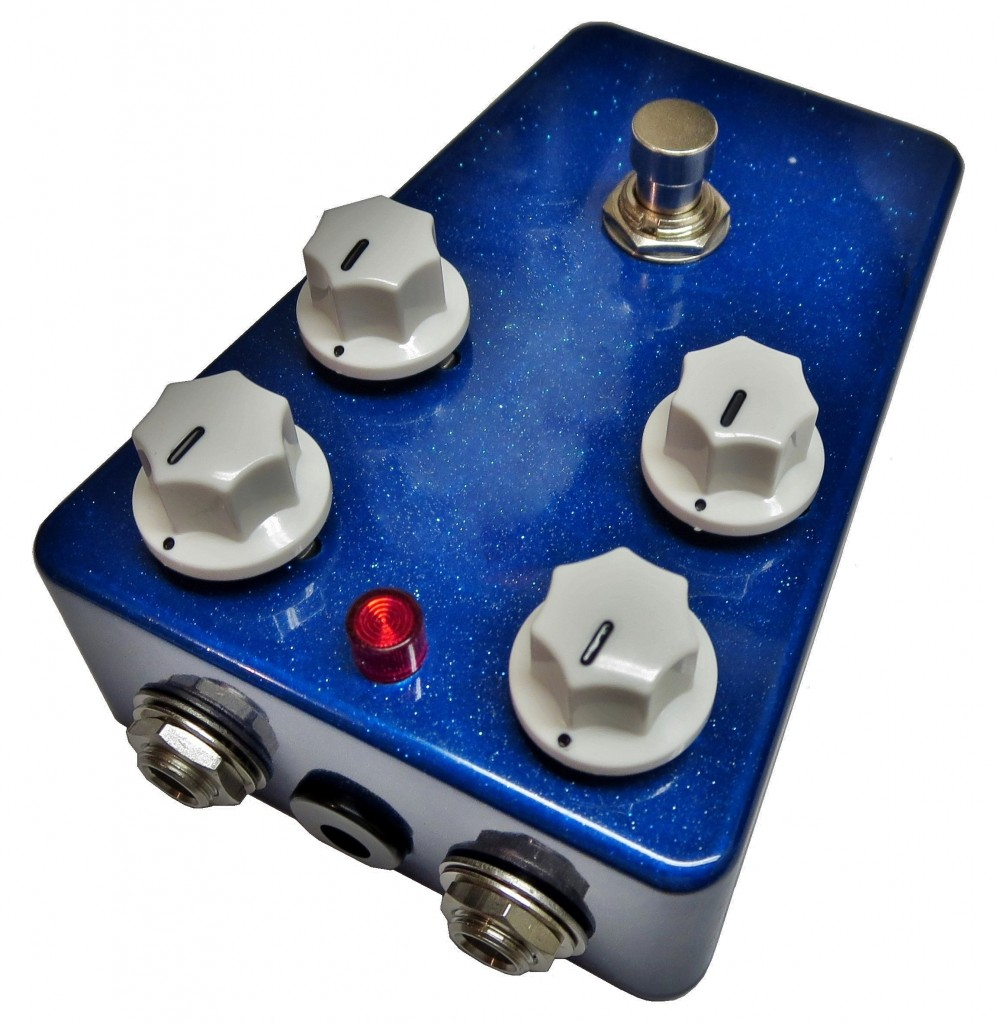 Chase Tone Blue Stardust BC108 Silicon