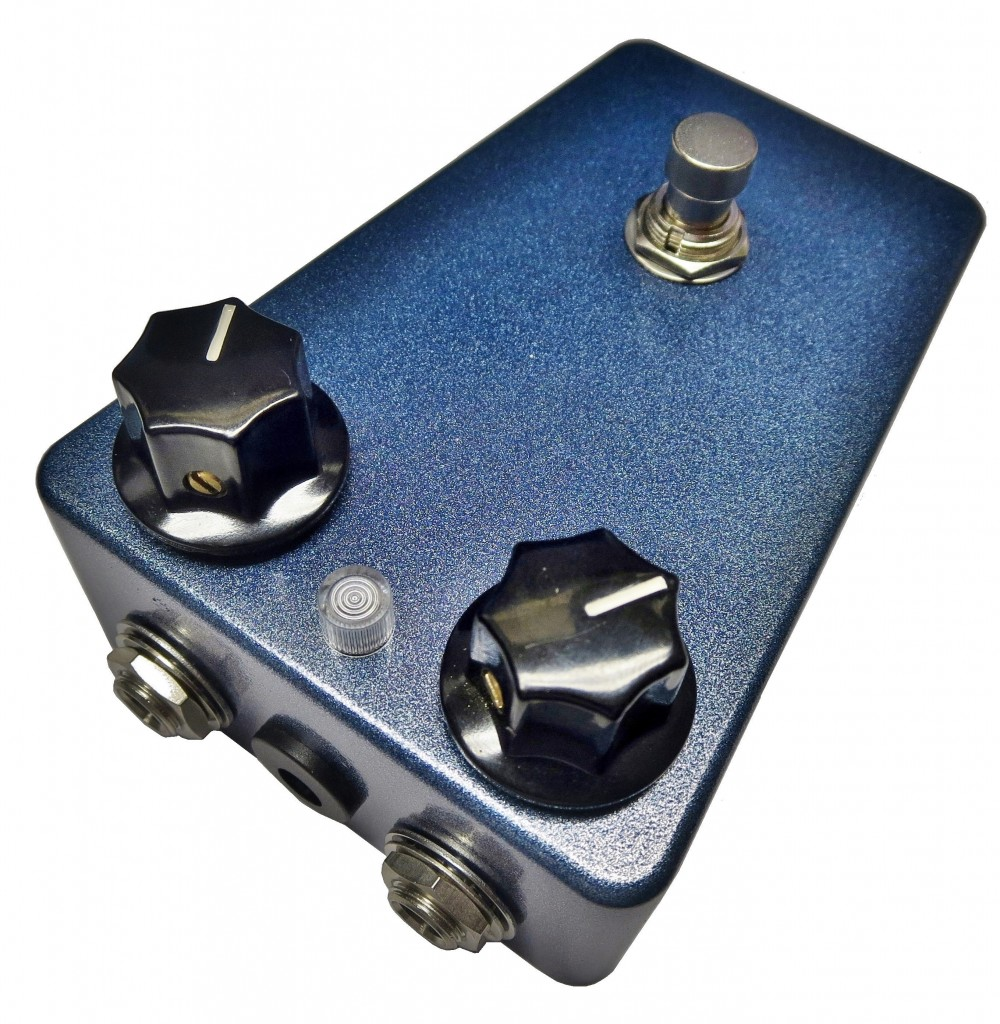 Chase Tone 1970s Metallic Blue Hi Octave - Copy
