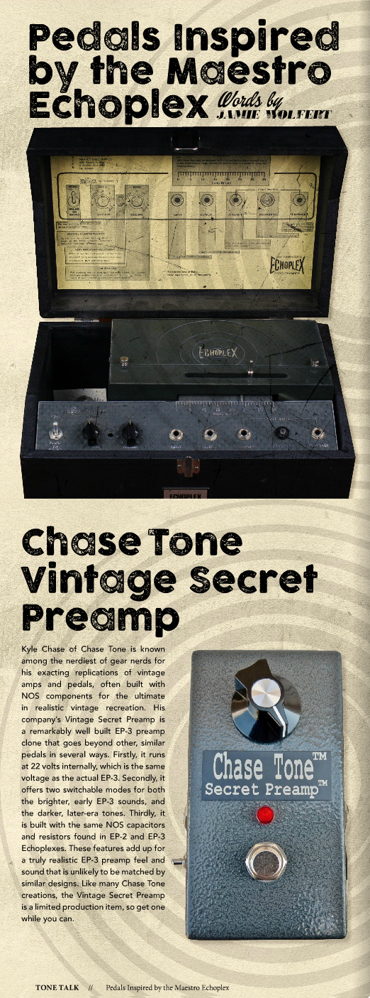 Secret Preamp Review